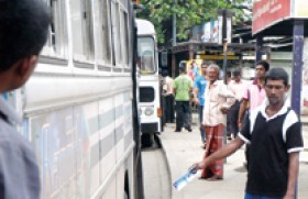 Private bus operators  pay 'kappam' to survive