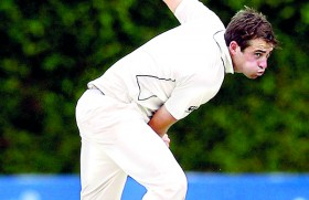 Danny Morrison excited by New Zealand pace trio