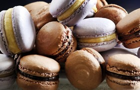 Out with cupcakes in with macarons