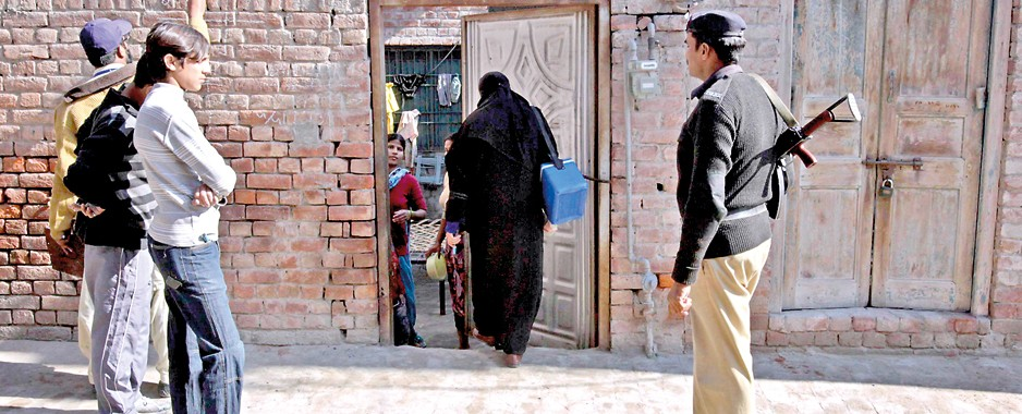 The politics of polio in Pakistan