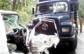 Police, road-safety officials on top gear to slash accidents in 2013