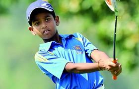 Sachin de Silva regains national junior golf title