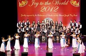 Joy to the World 2012