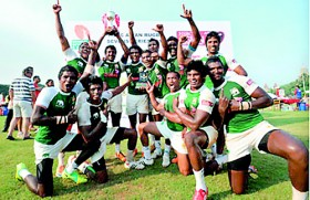 The year rolled on but rugby stood still