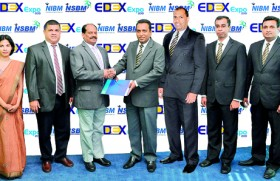 NIBM and NSBM join forces with EDEX Expo as Platinum Sponsor for the 10th Anniversary Edition