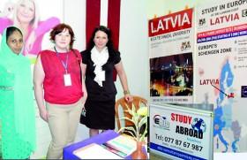 Study in LATVIA @ Riga and Turiba Universities