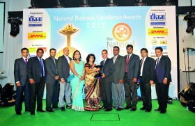 ICBT Campus wins prestigious National Business Excellence Award