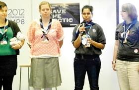 Chathushka represents Sri Lanka at COP18�