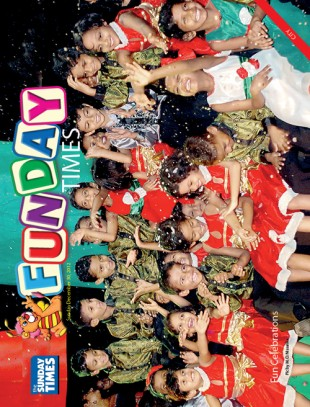 Fun day Times Cover Page