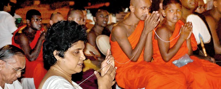 Impeachment crisis: Destiny of Lanka at stake