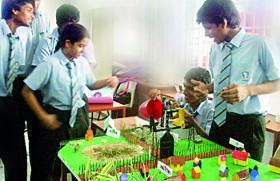 Wycherley Senior School Science Exhibition 2012