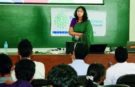 Sri Lanka Youth to Business Forum