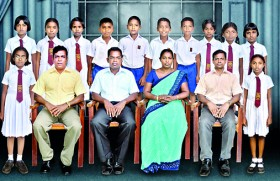 Ethkandura Seevali M.V making an educational impact in the South
