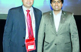 Commercial Bank's Sanath Manatunge at EC-Council's Global CISO Forum in USA