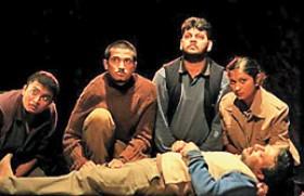 'Dhawala Bheeshana' in Delhi this week