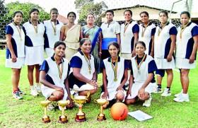 Kalutara Teachers win State Services Netball