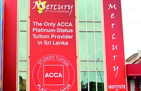 Mercury Institute offers courses to fast track to the ACCA professional course and UK Hons. degree after O'Levels