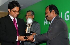 Textured Jersey wins Sri Lanka's first 'Green Report' award