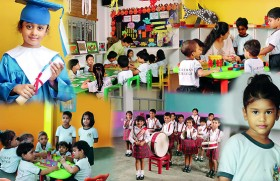 Gateway Foundation Schools (for children of 2 � to 5 years) offer a stimulating learning experience