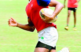 Rugby Player of the Year Shenal doing fine balancing act