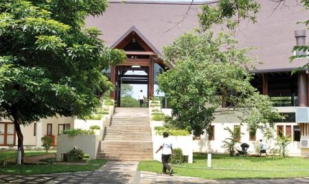 'Green Pradise' of Kandalama