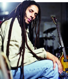 Julian Marley and his band The Uprising are set to perform today, January 6, from 7.30 p.m. onwards, at the Viharamahadevi Amphitheatre in Colombo.