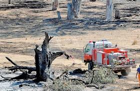 As Australia bushfires rage, warning of more heatwaves