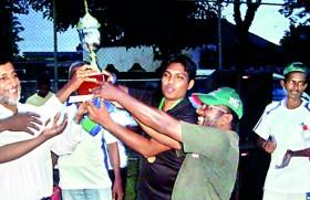Dehiwela Ahadiyyah take six-a-side cricket title