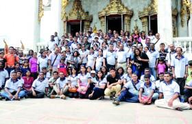 NIBM Staff gets a free tour to Bangkok