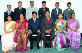 IESL –Sabaragamuwa Centre AGM held at Ratnapura