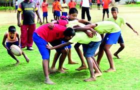 Jaffna gets its taste of Rugby
