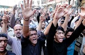 Angry Pakistani Shiites refuse to bury dead