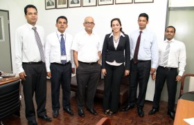 CISI Regional Head visits Sri Lanka Foundation (SLF)