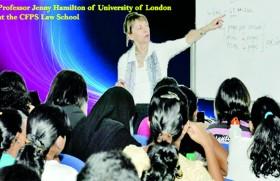 CfPS Law School offers University of London LL.B Degree in Sri Lanka