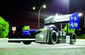 ACBT University partnered with ECU motorsport team, the top 2 in Australia