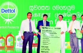 Dettol pledges to refurbish 10 teaching hospitals