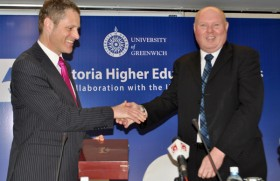 VHEC officially unveils for business