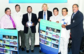 'FIFA 11 for Health' to kick off in Sri Lanka