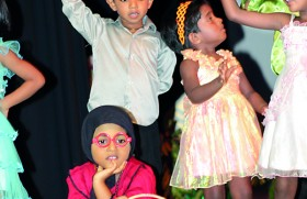 Great Way Pre School Enderamulla Kids Annual talent show