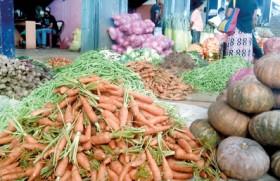Vegetable prices go sky high after torrential rains destroy crops