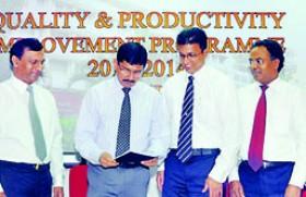 Dialog sponsors quality management programme at National Hospital