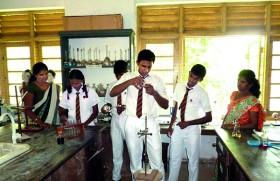 Kathaluwa Madya Maha Vidyalaya making steady progress