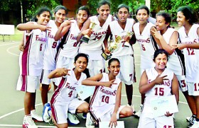 Holy Family, Wennapuwa crowned U.17 All Island 'B' cager champs