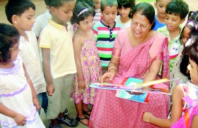 Young Minds Pre–school celebrates 15 years