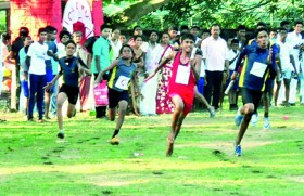 Vincent House wins St. Anthony's Wattala athletic meet