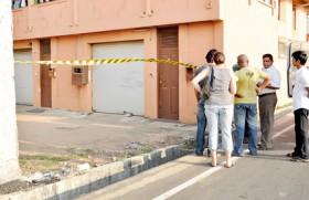Walls come tumbling down as CMC bulldozes its  way through in Kollupitiya