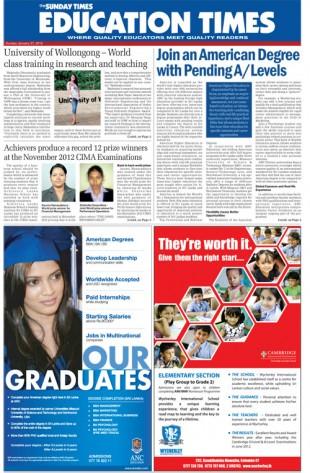 Education | The Sundaytimes Sri Lanka