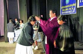 Annual Prize Giving 2011 of Bandarawela Kuda Kusum B. M.V. – A huge success