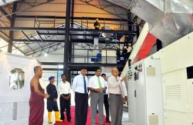 Lankem Consumer commissions Rs. 70 mln laundry soap plant
