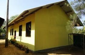 Dream comes true for the students at Weerachchikattuwa Junior School, Puttlam